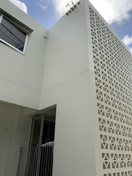 【カビない家づくり】新築の店舗兼住宅のカビ予防対策で防カビ施工に行ってまいりました。